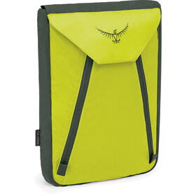 """Osprey Ultralight Garment Folder Electric Lime"""